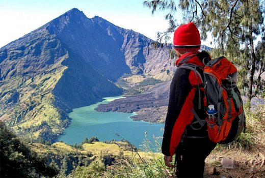 2 days rinjani summit trek