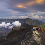 7 days Rinjani mount trekking